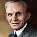 Henry Ford<br /><span>Gründer der Ford Motor Company</span>